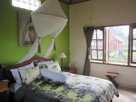 Sawah Sunrise Bed & Breakfast Bild