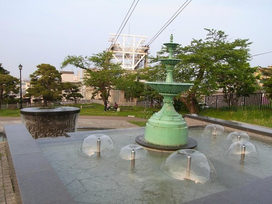 Motomachi Water Supply Pond
