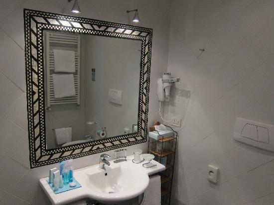 B&B Tourist House Ghiberti: excelente banheiro