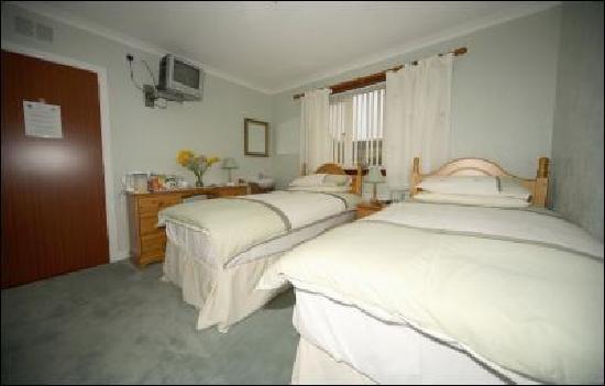 Roadside Croft Bed & Breakfast : Twin bedroom