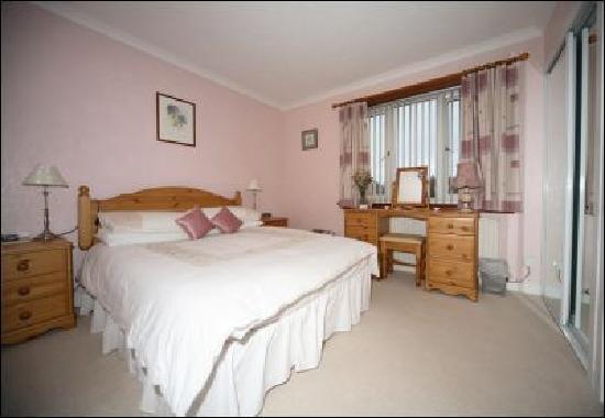 Roadside Croft Bed & Breakfast : Double bedroom