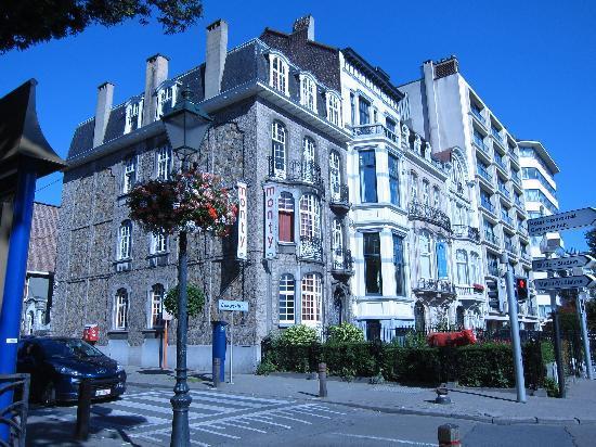 Monty design hotel woluwe saint lambert voir les for Hotel design bruxelles