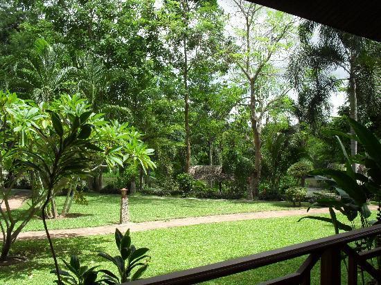 Oriental Kwai Resort: el jardin