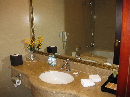 Schonbrunn Hotel Beijing : 洗面
