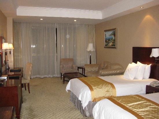 Schonbrunn Hotel Beijing: 部屋