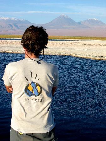 explora Atacama: Contemplating during an exploration