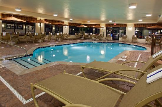Holiday Inn Express Meadville: Relax in our Indoor Pool