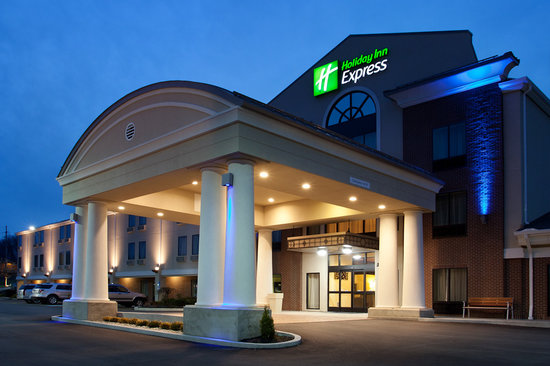 Holiday Inn Express Meadville: Your Home Away from Home