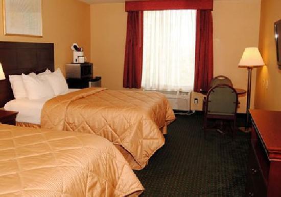 Comfort Inn & Suites: Double Rooms