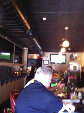 Andino's: the bar