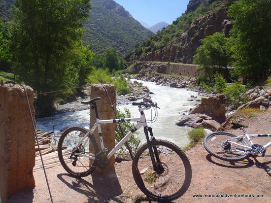 Splash Morocco Day Trips : Mountain Bike Tour