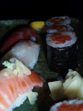 Matsuri: Fresh food!