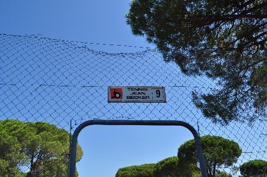Residence Saint-Raphael Valescure: Terrain multisports