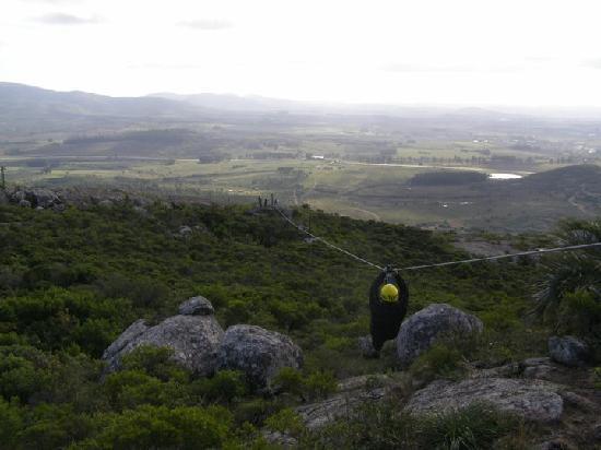 Maldonado, Uruguay: Primer cable