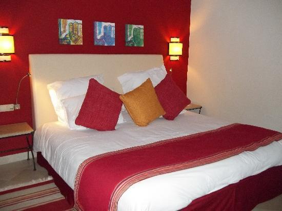 Radisson Blu Ulysse Resort & Thalasso Djerba: chambre standard