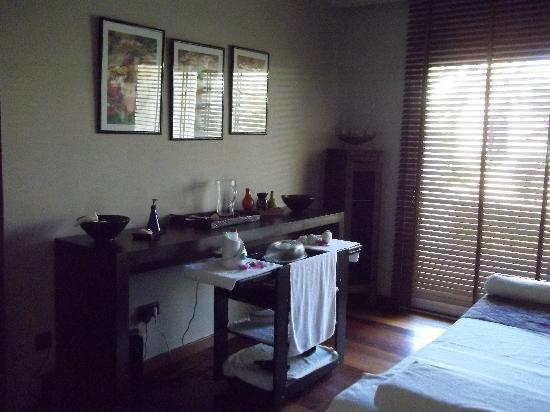 Radisson Blu Ulysse Resort & Thalasso Djerba: cabine du spa