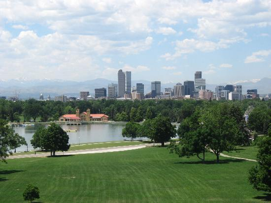 Denver Museum of Nature & Science: Visit the 4th floor deck for amazing views of the city and Rocky Mts