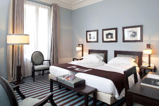 Hotel Duret: Deluxe Twin or King room