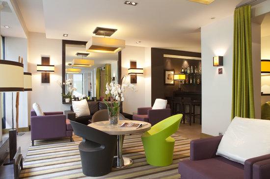 Hotel Duret : LOBBY & LOUNGE ROOM