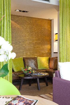 Hotel Duret: LOUNGE ROOM