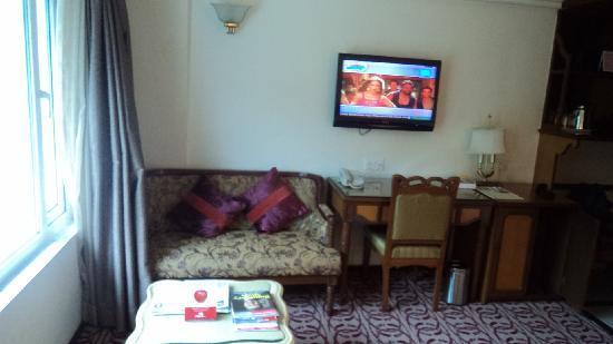 Chambre bureau picture of the pride hotel pune tripadvisor