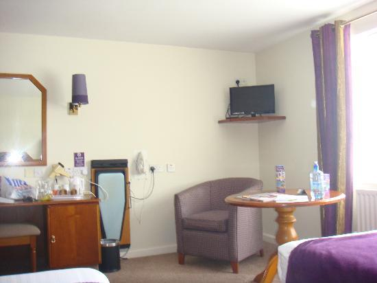 Waterfoot Hotel: bedroom