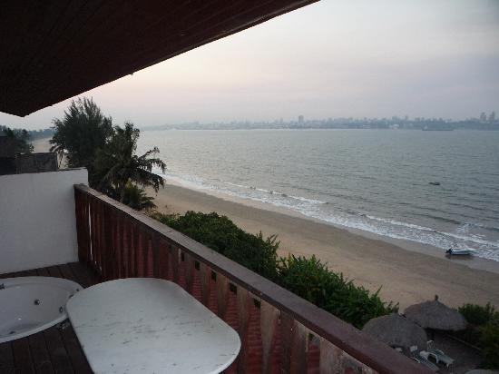 Catembe Gallery Hotel: Penthouse View