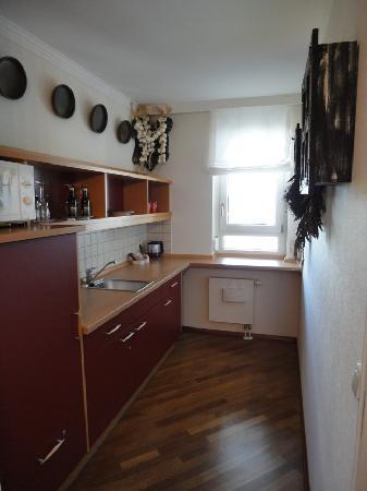 SI-Suites : Die kleine Küche...