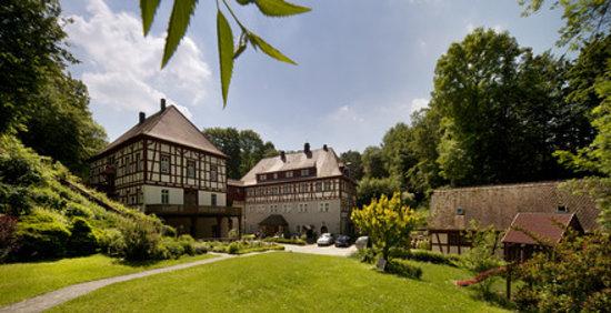Burgbernheim, Jerman: Aussenansicht