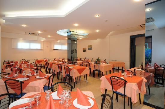 Hotel Thea : sala da pranzo