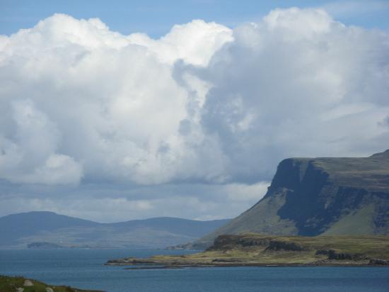 Scenery on the Isle of Mull
