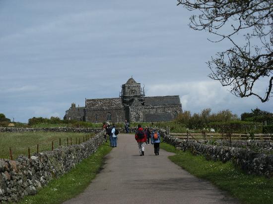 Isle of Mull, UK: Iona Abbey