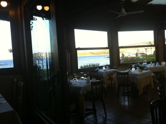 veranda del ristorante il pirata - Palau