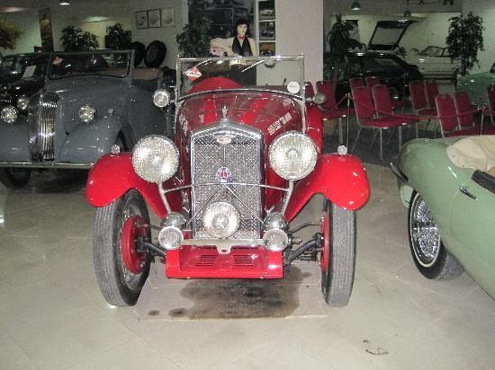 Qawra, Malta: Malta classic car Museum
