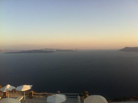 Oia Suites: Caldera View