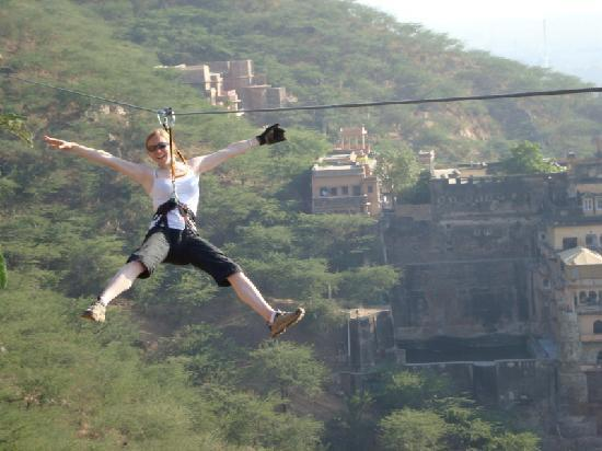 Flying Fox Neemrana: OUR INSTRUCTORS