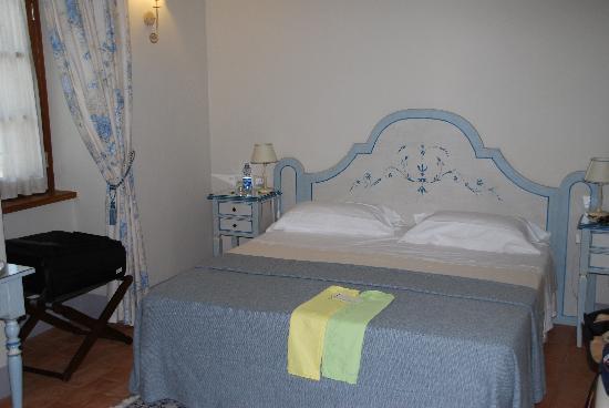 Aia Mattonata Relais: 1 van de slaapkamers