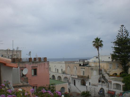 Hotel Terme Zi Carmela: veduta dal solarium