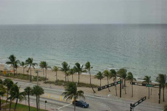 Sonesta Fort Lauderdale Beach: Great view from CHIC room