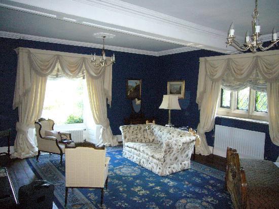 Austwick Hall: amazing bedroom