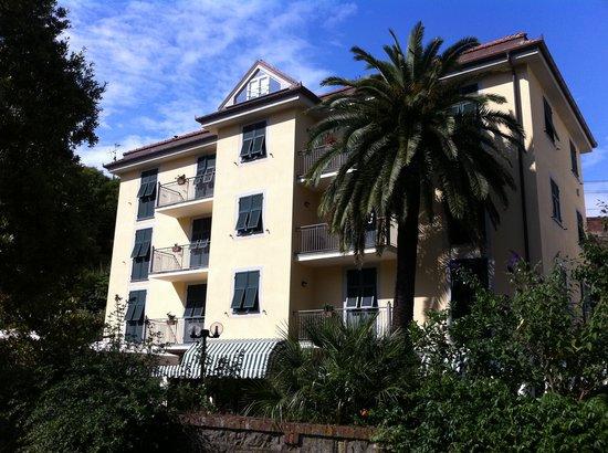 Hotel Villa Argentina: Hotel