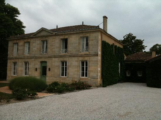 Chateau Ormes de Pez : chateau