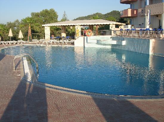 Argassi, Grèce : Pool