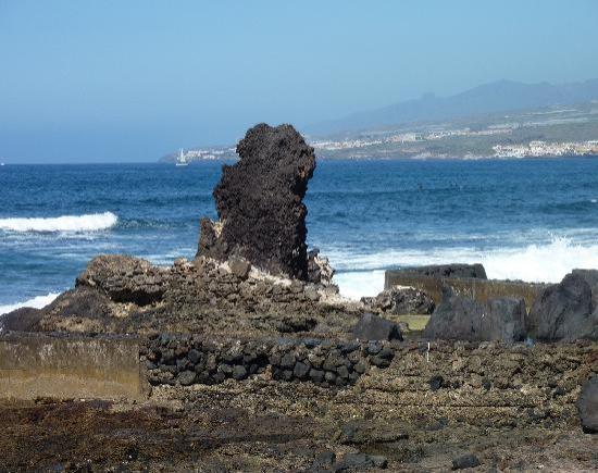Playa de las Américas, España: An der Küste