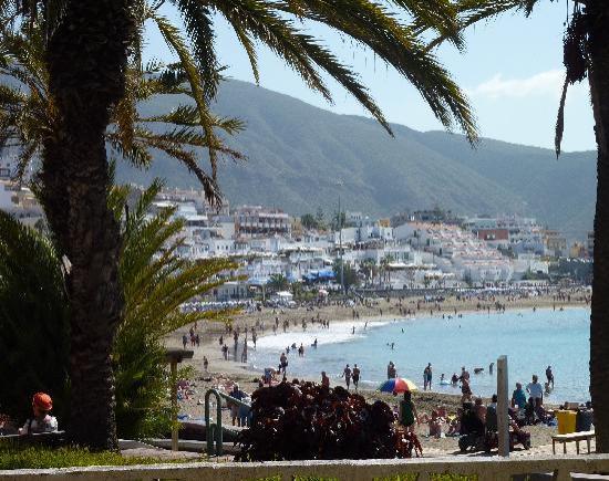 Playa de las Americas, Spania: Schöne Momente an der Küste