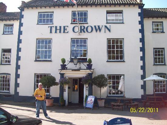the crown hotel wells next the sea reviews photos. Black Bedroom Furniture Sets. Home Design Ideas