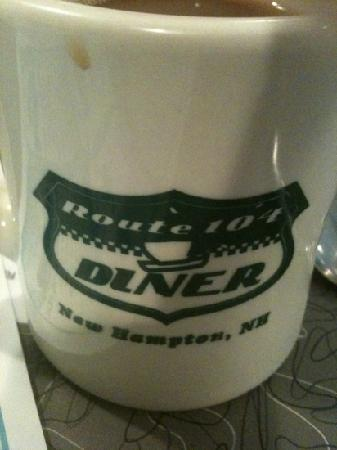 Route 104 Diner: Great coffee