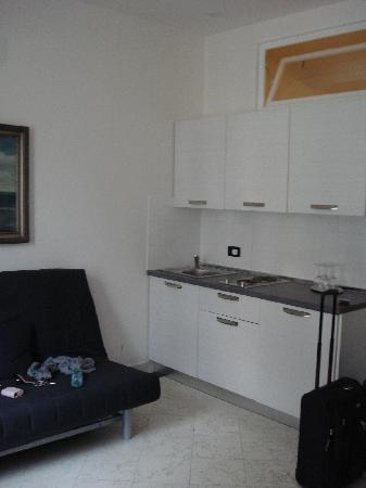 Residence Leon D'Oro: L'angolo cottura