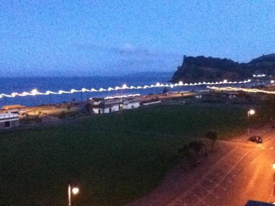 ‪‪Teignmouth‬, UK: Evening view from balcony‬