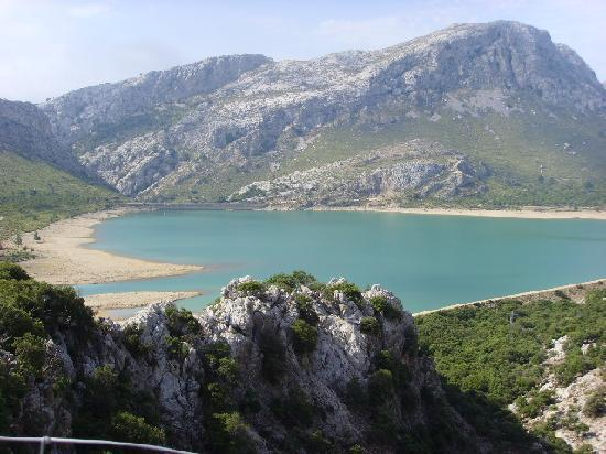 Ca's Curial: scenery above Soller